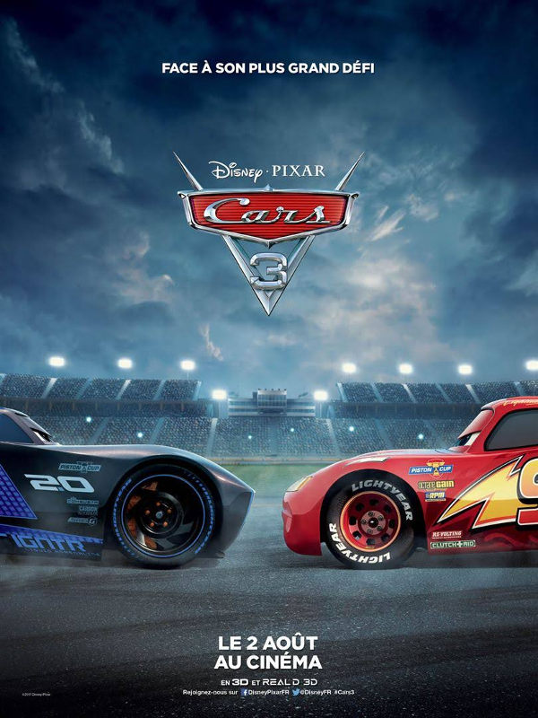 CINECRAN 81: CARS 3