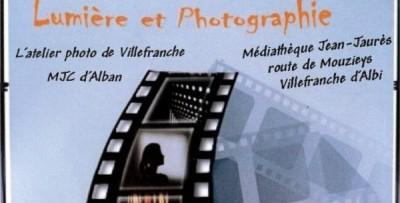 Exposition Photos et Lumière à la médiathèque Jean JAURES