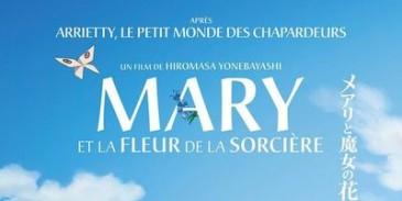 CINECRAN 81 : Mary et la fleur de la sorcière