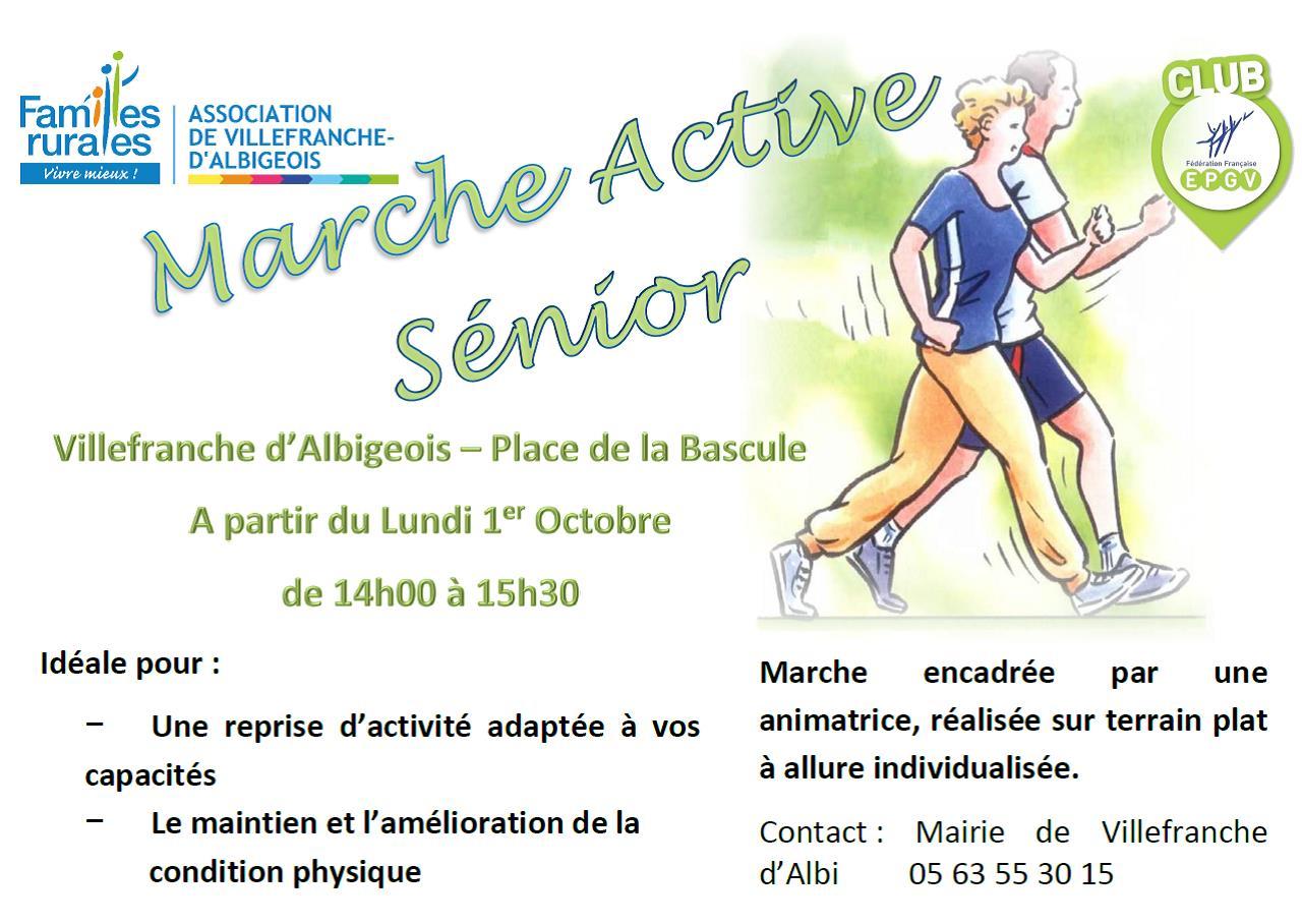 Marche à Villefranche