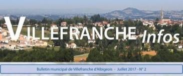 VILLEFRANCHE Infos