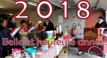 Dimanche 21 janvier 2018 à 12h - Cérémonie des voeux à la population villefranchoise