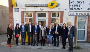 MAISON DES SERVICES AU PUBLIC           de Villefranche d'Albigeois