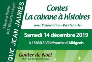 Contes d'hiver et de Noël à Villefranche d'Albigeois